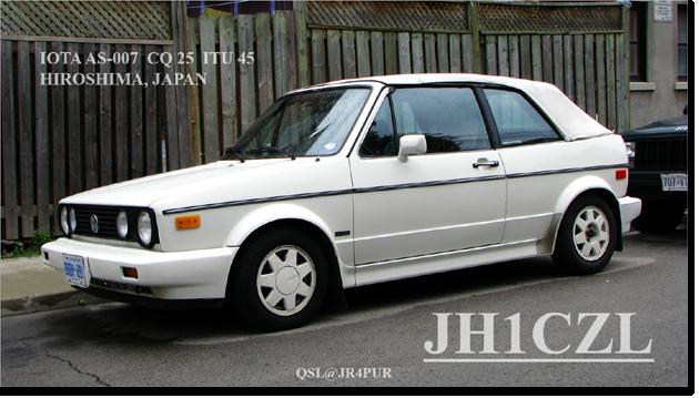 QSL@JR4PUR #440 - Volkswagen Golf Cabriolet