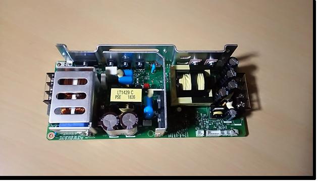 YAESU FT-1000MP Mark-Vの専用電源FP-29の故障対応 - その2