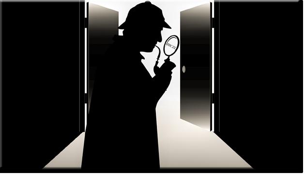 QSL@JR4PUR #533 - Sherlock Holmes