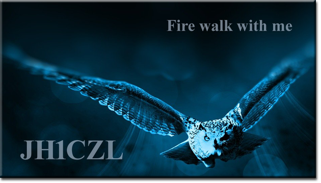 QSL@JR4PUR #547 - Fire walk with me